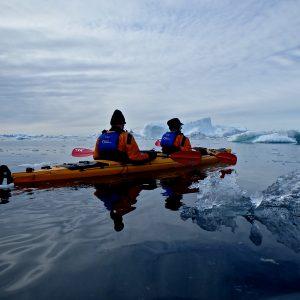Touring Kayaks