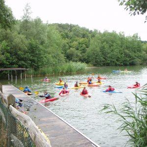 Children's Kayaking Course
