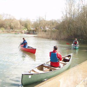 Paddlesport Sheltered Water award
