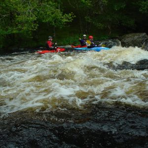 British Canoeing Kayak Whitewater