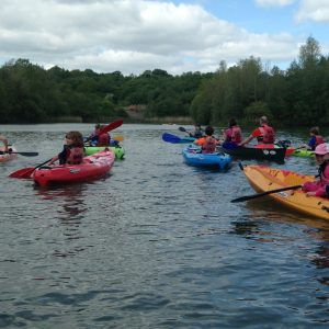 Childrens holiday courses